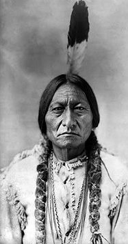 The noted shaman Sitting Bull encouraged his people to continue the dance in defiance of the ban. In mid-November an army detachment arrived at the Pine ...